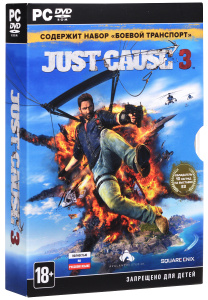 Just Cause 3. Day 1 Edition в интернет-магазине OZON.ru
