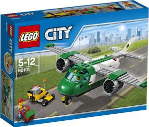Купить LEGO City Конструктор Грузовой самолет 60101 - детские товары LEGO в интернет-магазине OZON.ru, цена lego city конструктор грузовой самолет 60101
