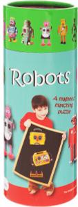 Настольная игра Роботы. Обучающая игра