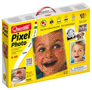 Настольная игра Любимое фото. Пиксельная мозаика серии Арт из 14800 элементов