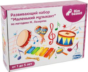 Настольная игра Маленький музыкант с оркестром. Обучающая игра