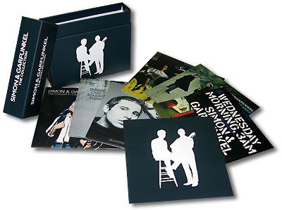 Simon& Garfunkel.  The Collection (5 CD + DVD) SONY BMG Russia,Columbia