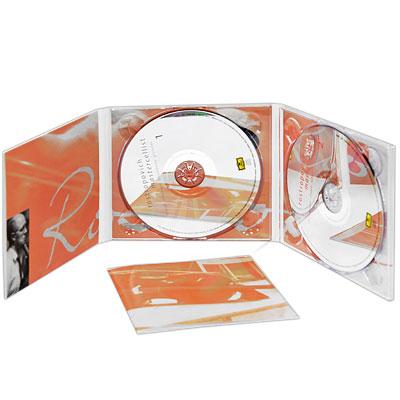 Mstislav Rostropovich - Mastercellist.  Legendary Recordings 1956-1978 (2 CD) Deutsche Grammophon GmbH,ООО