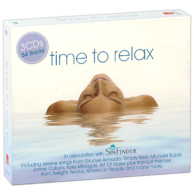 Time To Relax (3 CD) Union Square Music Ltd.,Концерн