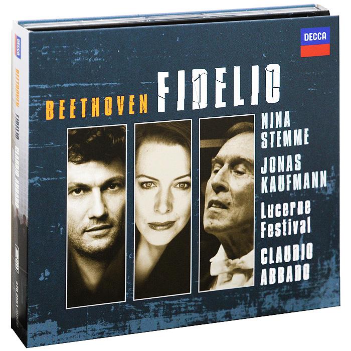 Claudio Abbado.  Beethoven.  Fidelio (2 CD) Decca,ООО