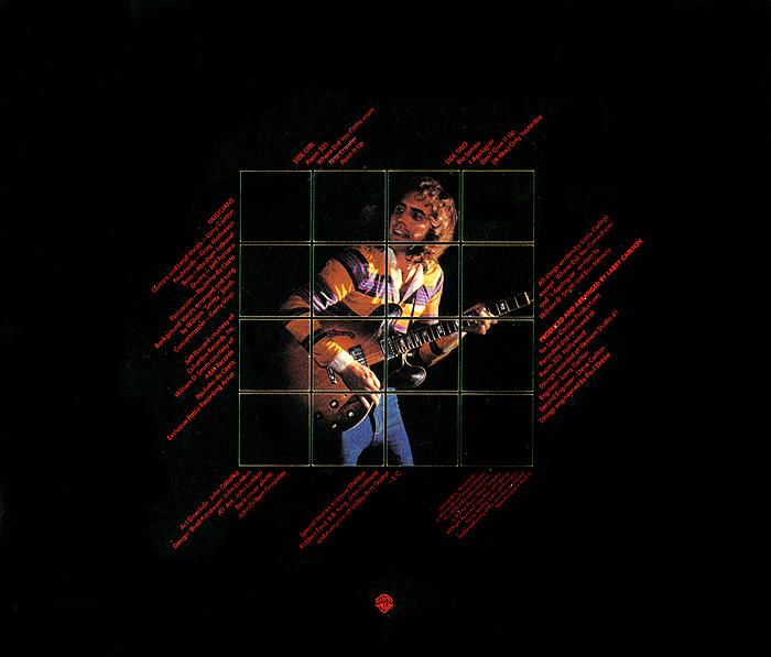 Larry Carlton.  Larry Carlton Warner Music,Warner Bros. Records Inc.