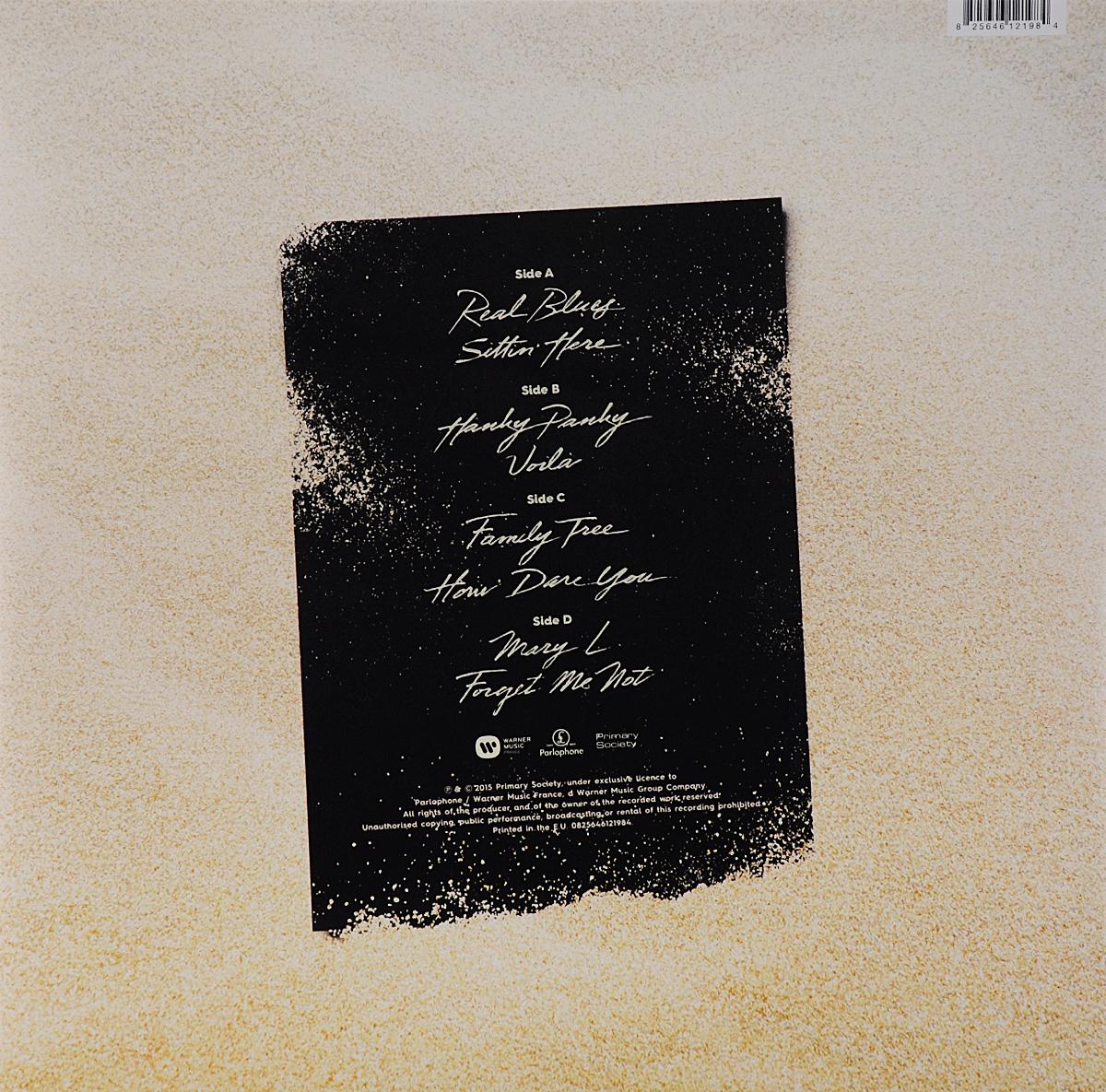 St Germain.  St Germain (2 LP) Warner Music,Parlophone