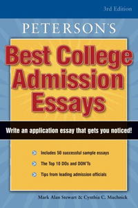 Peterson's Best College Admission Essays jaw heffernan heffernan writing – a college handbook 3ed