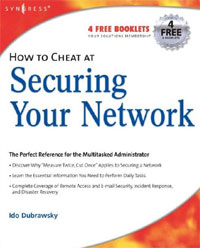 How to Cheat at Securing Your Network intrusion detection system architecture in wireless sensor network