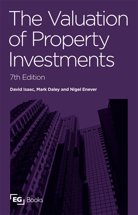 The Valuation of Property Investments, theodore gilliland fisher investments on utilities
