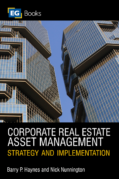 Corporate Real Estate Asset Management, corporate real estate asset management