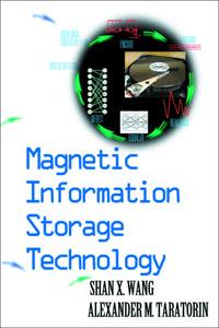 Magnetic Information Storage Technology, information