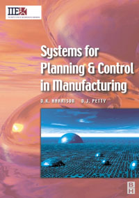 Systems for Planning and Control in Manufacturing, jongwon kim intelligent manufacturing systems 1997