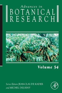 Advances in Botanical Research,54 jane shilton 2089