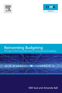 The Impact of Local Government Modernisation Policies on Local Budgeting-CIMA Research Report,