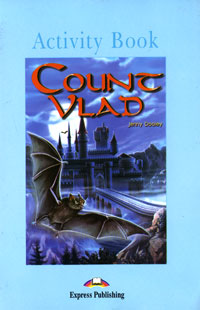Count Vlad: Activity Book