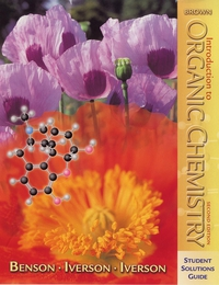 Student Solutions Guide to Accompany Introduction to Organic Chemistry introduction to organic chemistry