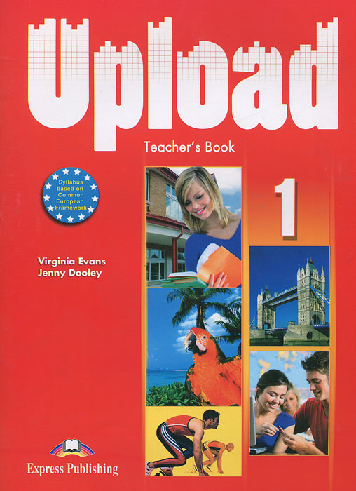 Upload 1:Teacher's Book