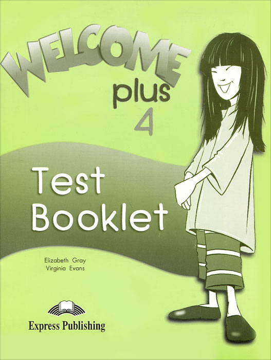 Welcome Plus 4: Test Booklet