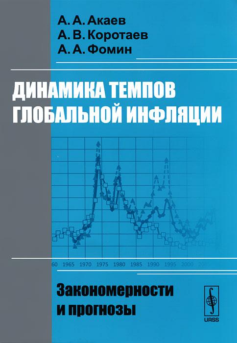 Динамика темпов глобальной инфляции. Закономерности и прогнозы