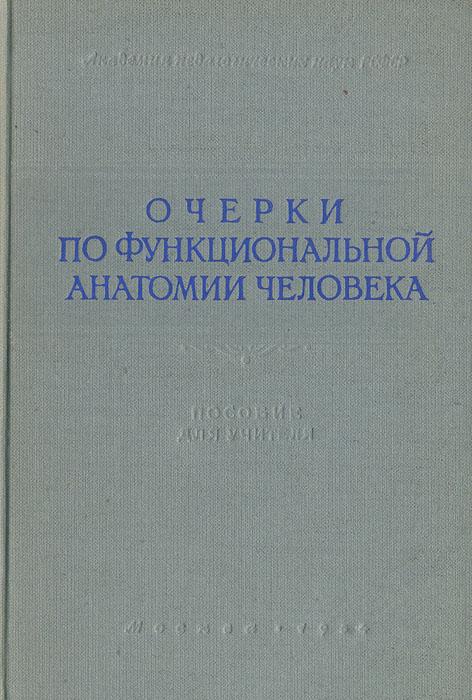Очерки по функциональной анатомии человека