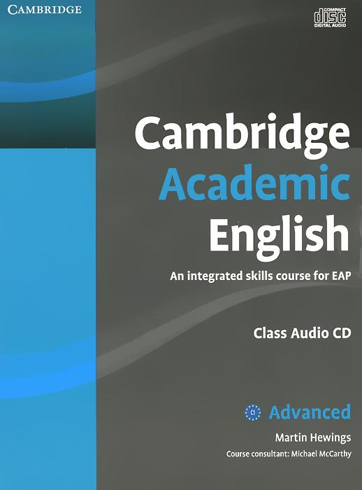 Cambridge Academic English: C1 Advanced (аудиокурс CD)