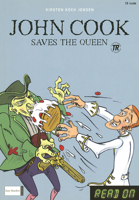 Kirsten Koch Jensen John Cook: Saves the Queen / John Cook: And the Queen's Crown (+ CD) heckler and koch 14800 tumult