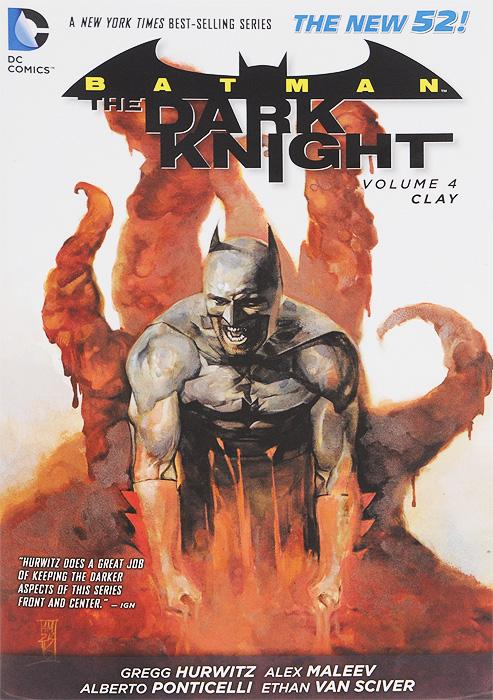 Batman: The Dark Knight: Volume 4: Clay vitek vt 6401