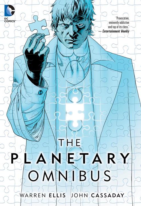 The Planetary Omnibus ellis warren astonishing x men