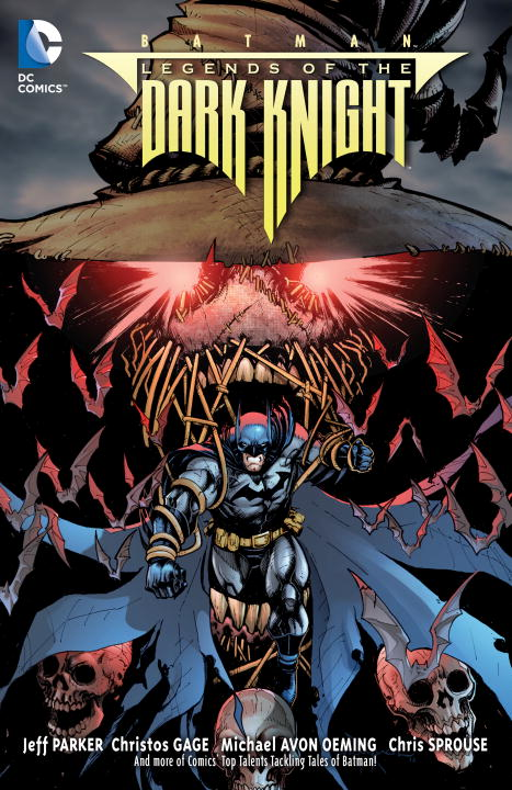 Batman: Legends of the Dark Knight, Volume 2 bride of the water god volume 14