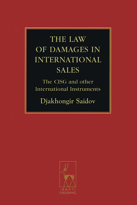 The Law of Damages in International Sales: The CISG and other International Instruments handbook of the exhibition of napier relics and of books instruments and devices for facilitating calculation