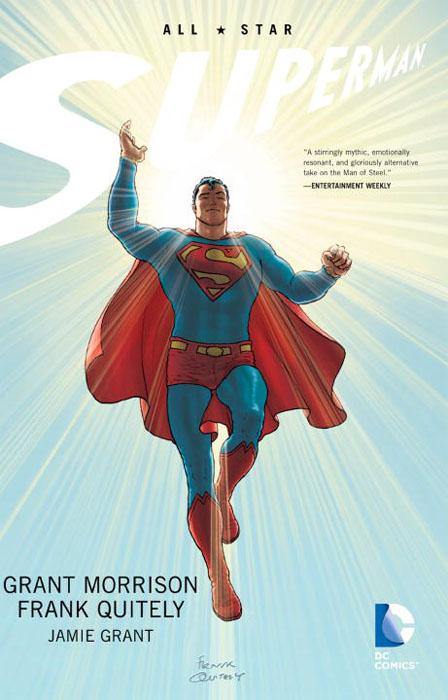 All Star Superman grant morrison the invisibles