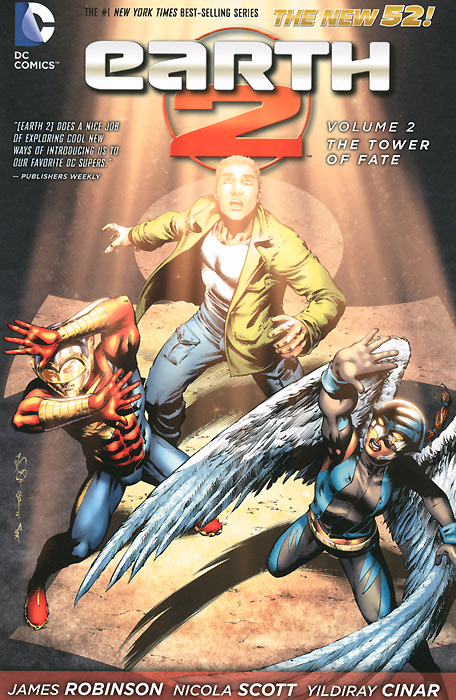 Earth 2: Volume 2: The Tower of Fate nabu watch