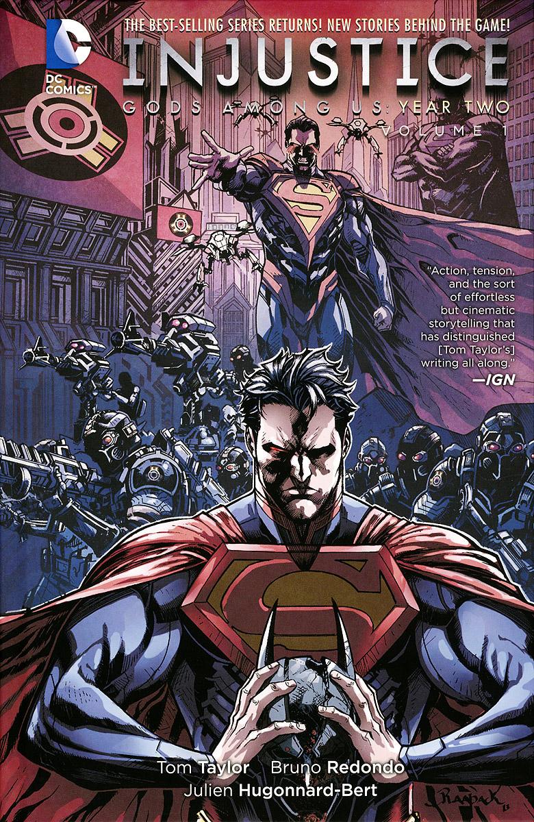 Injustice: Gods Among Us: Year Two: Volume 1 injustice gods among us year five vol 2