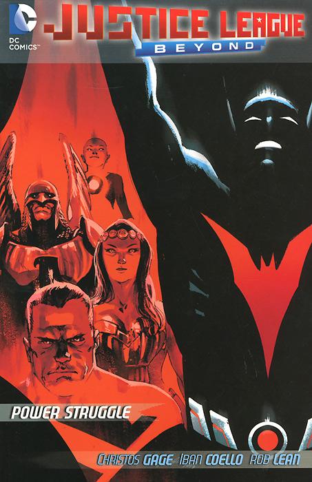 Justice League Beyond: Power Struggle