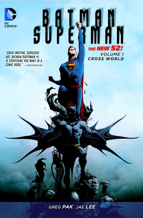Batman / Superman: Volume 1: Cross World pennac des chretiens et des maures
