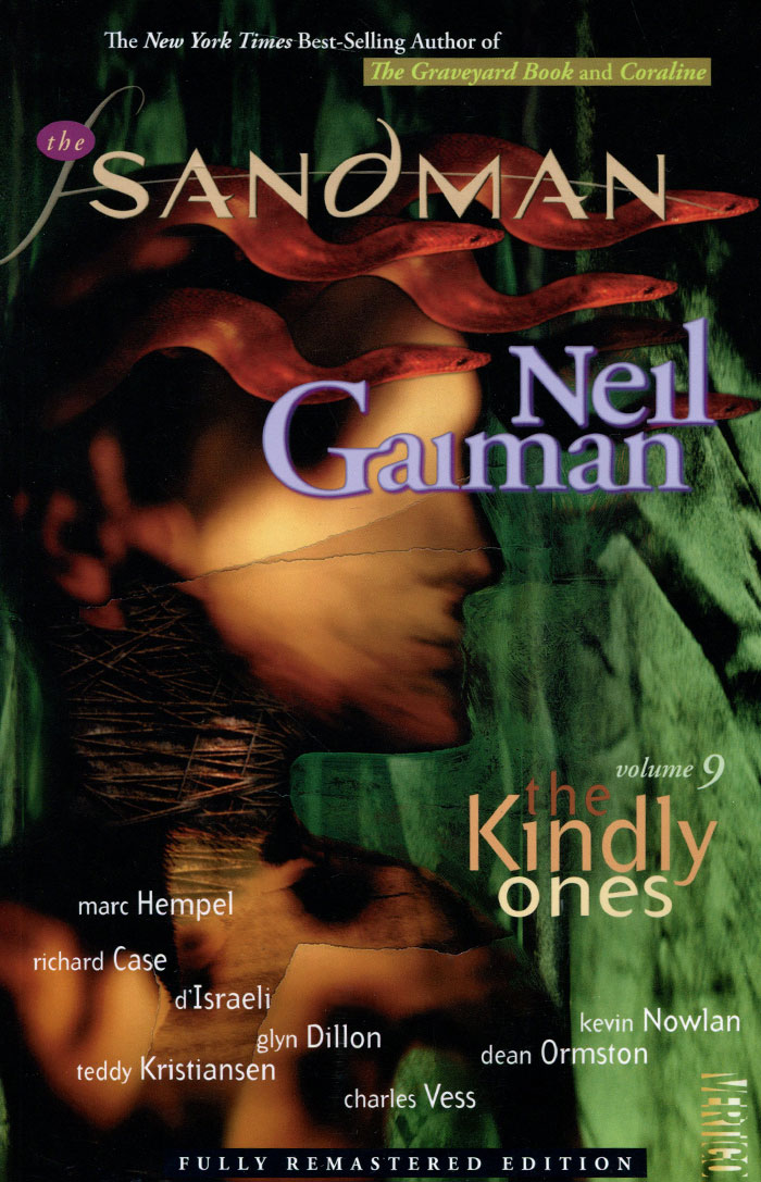 The Sandman: Volume 9: The Kindly Ones the sandman 4