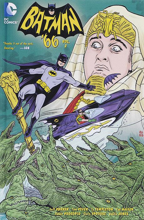 Batman '66: Volume 2 bruce kawin mind of the novel