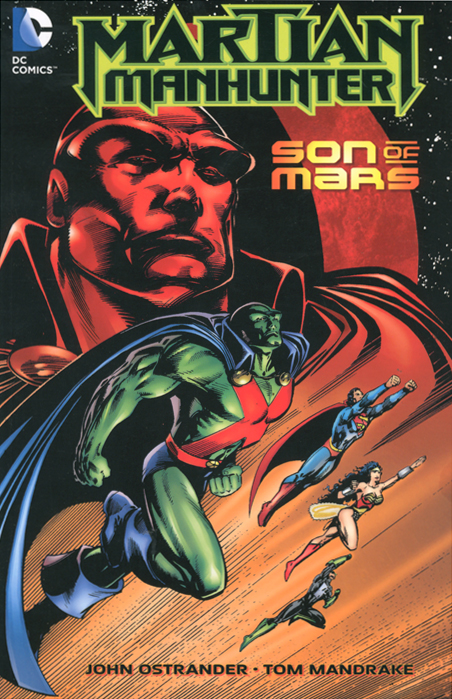 Martian Manhunter: Son of Mars wells h g the food of the gods and how it came to earth