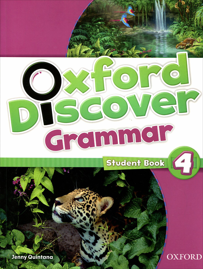 Oxford Discover 4: Grammar: Student Book discover china level 2 student s book and cd pack