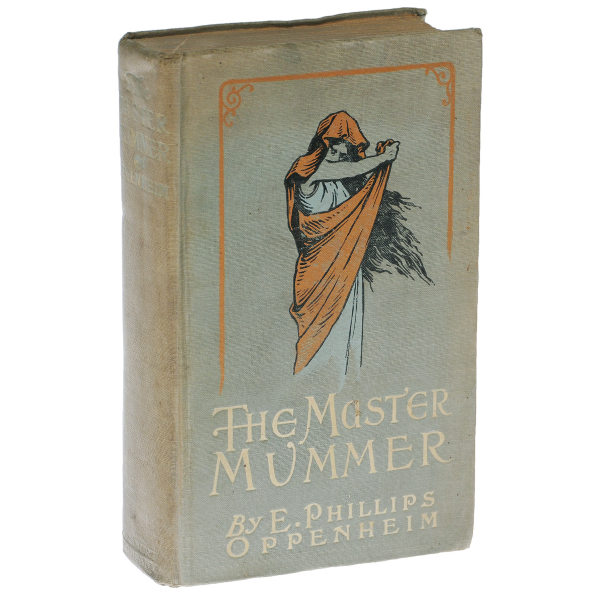 The Master Mummer0120710Нью-Йорк, 1904 год. A. L. Burt Company, publishers.Издательский переплет. Потертый корешок. Сохранность хорошая.A best-selling author of novels, short stories, magazine articles, translations, and plays, Oppenheim published over 150 books. He is considered one of the originators of the thriller genre, his novels also range from spy thrillers to romance, but all have an undertone of intrigue. He also wrote under the name of Anthony Partridge. The Master Mummer begins: Sheets of virgin manuscript paper littered my desk, the smoke of much uselessly consumed tobacco hung about the room in a little cloud. Many a time I had dipped my pen in the ink, only to find myself a few minutes later scrawling ridiculous little figures upon the margin of my blotting-pad. It was not at all an auspicious start for one who sought immortality.Издание не подлежит вывозу за пределы Российской Федерации.