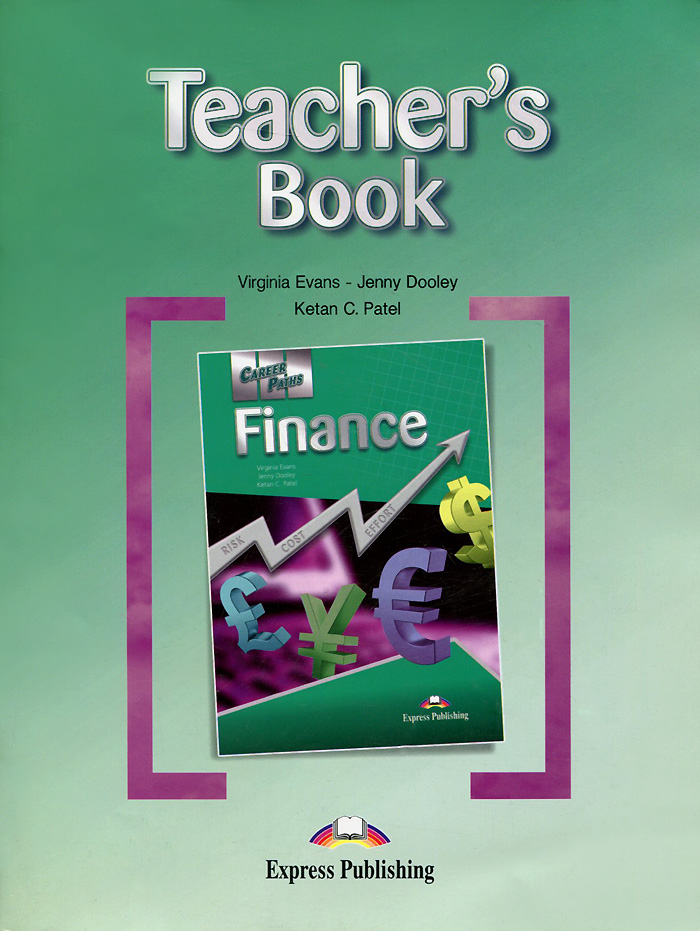 Career Paths: Finance: Teacher's Book