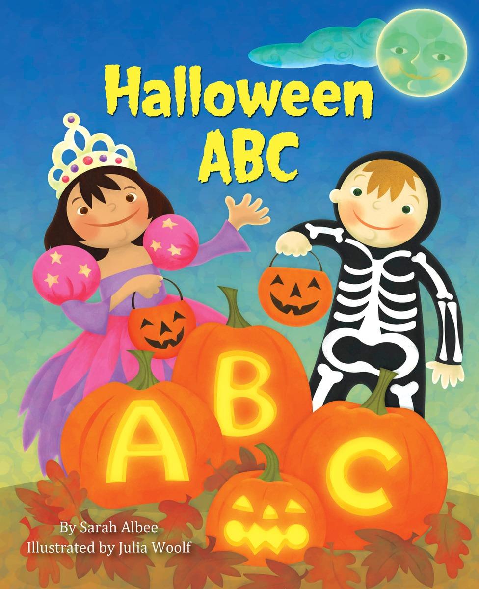 Купить Halloween ABC