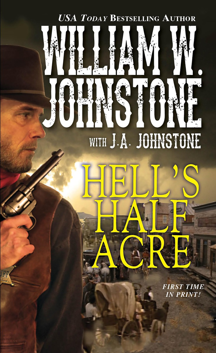HELL'S HALF ACRE THE BUTCHER O