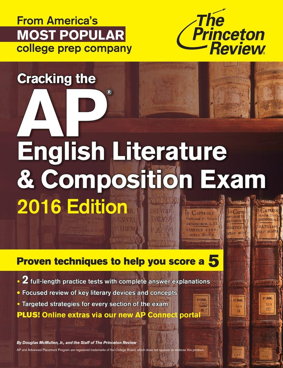 CRACK AP ENGL LIT 2016 crack ap biology 2016