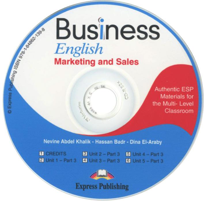 Business English: Marketing and Sales (аудиокурс на CD)