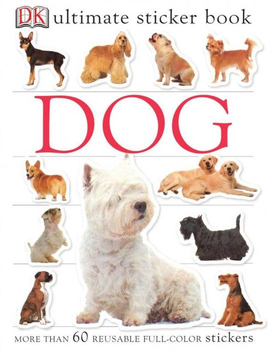 Ultimate Sticker Books: Dog ultimate sticker books dog