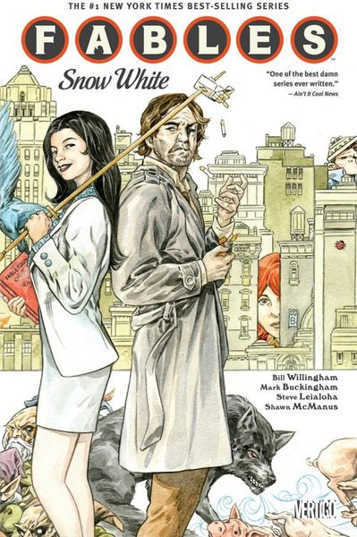 Fables Vol. 19: Snow White the fables encyclopedia