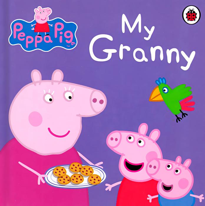 Peppa Pig: My Granny  mandy archer peppa pig my granny