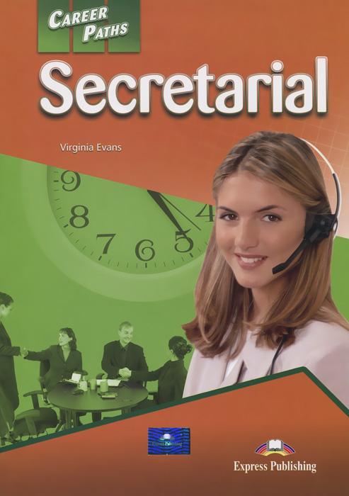 Verginia Evans Career Paths: Secretarial: Student's Book 1 verginia blu w16011993690